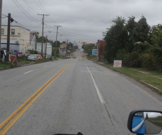 Curtis & Pennington Avenues: Two-Way Conversion Study