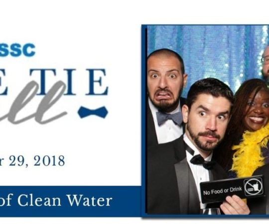 WSSC's 100th Anniversary Blue Tie Ball